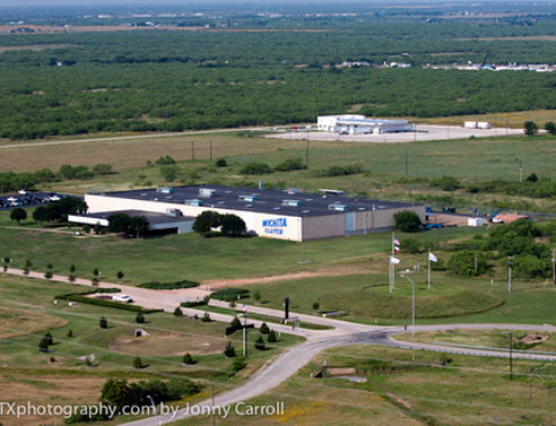 Wichita Falls part 1: aerials