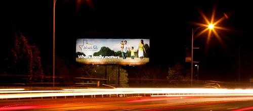 Billboards in Wichita Falls | Dallas Advertising Photography