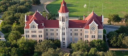 St. Edwards Aerial Photos in Austin Texas