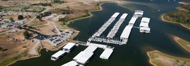 Marinas aerials | Dallas Advertising photography