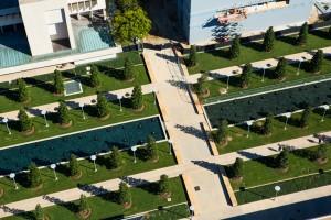 dallas aerial photography