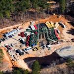 texas aerial photography