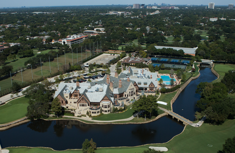 oblique aerial photography in dallas / fort worth texas
