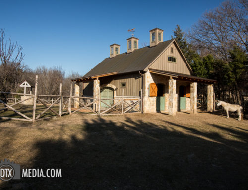 Architecture Photography in Dallas: Fossil Barn
