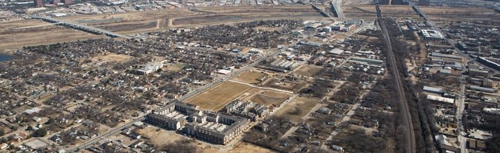 Aerial Real Estate Photography in Dallas